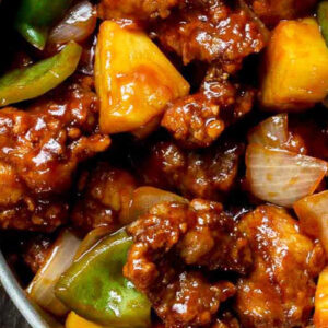 Chinese Sweet and Sour Pork Recipe
